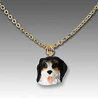 Bernese Mountain Dog Tiny One Pendant