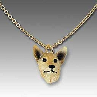 Australian Cattle Red Dog Tiny One Pendant