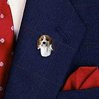American Foxhound Pin