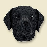 Labrador Retriever Black Magnet