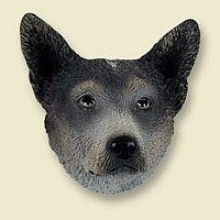 Australian Cattle BlueDog Magnet