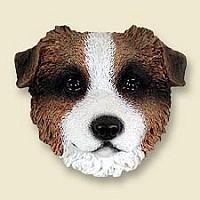 Australian Shepherd Brown w/Docked Tail Magnet