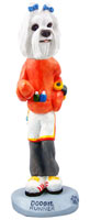 Maltese Runner Doogie Collectable Figurine