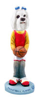 Maltese Basketball Doogie Collectable Figurine