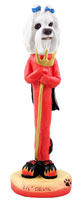 Maltese Lil' Devil Doogie Collectable Figurine