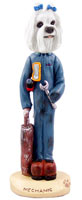Maltese Mechanic Doogie Collectable Figurine