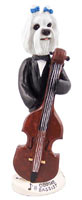 Maltese Bassist Doogie Collectable Figurine