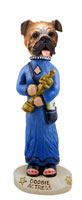 Bulldog Actress Doogie Collectable Figurine