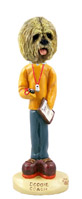 Lhasa Apso Blonde Coach Doogie Collectable Figurine