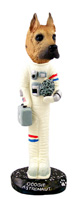 Great Dane Fawn Astronaut Doogie Collectable Figurine