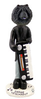 Chow Black Keyboardist Doogie Collectable Figurine