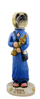 Pekingese Actress Doogie Collectable Figurine