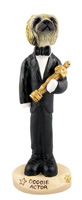 Pekingese Actor Doogie Collectable Figurine