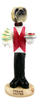 Pekingese Waiter Doogie Collectable Figurine
