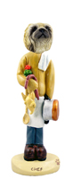 Pekingese Chef Doogie Collectable Figurine