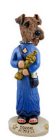 Airedale Actress Doogie Collectable Figurine