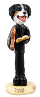 Bernese Mountain Dog Clergy Doogie Collectable Figurine