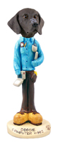 German Short Haired Pointer Computer Whiz Doogie Collectable Figurine