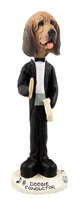 Bloodhound Conductor Doogie Collectable Figurine