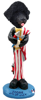 Portuguese Water Dog 4th of July Doogie Collectable Figurine