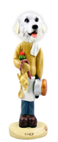 Great Pyrenees Chef Doogie Collectable Figurine