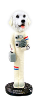 Great Pyrenees Astronaut Doogie Collectable Figurine