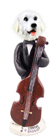 Great Pyrenees Bassist Doogie Collectable Figurine