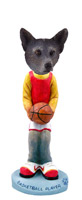 Australian Cattle Blue Dog Basketball Doogie Collectable Figurine