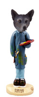 Australian Cattle Blue Dog Artist Doogie Collectable Figurine