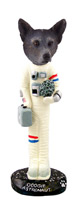 Australian Cattle Blue Dog Astronaut Doogie Collectable Figurine