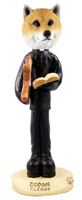 Shiba Inu Clergy Doogie Collectable Figurine