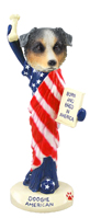 Australian Shepherd, BLUE American Doogie Collectable Figurine