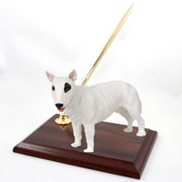 Bull Terrier Pen Set