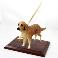 Golden Retriever Pen Set