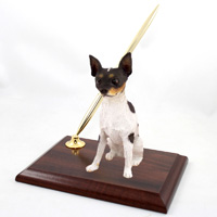 Rat Terrier Pen Set
