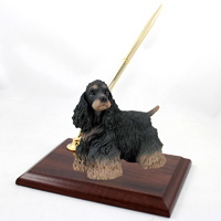 Cocker Spaniel Black & Tan Pen Set