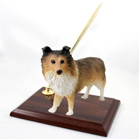 Sheltie Sable Pen Set
