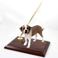Saint Bernard w/Smooth Coat Pen Set
