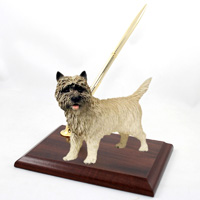 Cairn Terrier Red Pen Set