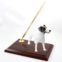 Jack Russell Terrier Brown & White w/Rough Coat Pen Set