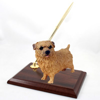 Norfolk Terrier Pen Set