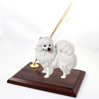 American Eskimo Miniature Pen Set