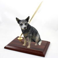 Australian Cattle BlueDog Pen Set