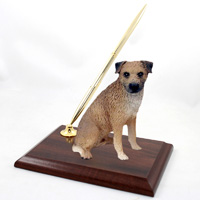 Border Terrier Pen Set