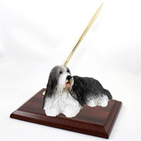 Bearded Collie Pen Set