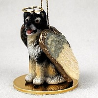 Alaskan Malamute Pet Angel Ornament