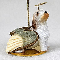 Petit Basset Griffon Vendeen Pet Angel Ornament