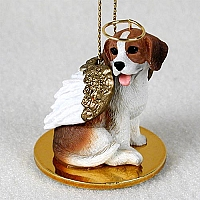 Beagle Pet Angel Ornament