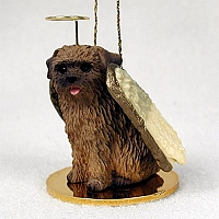Norfolk Terrier Pet Angel Ornament