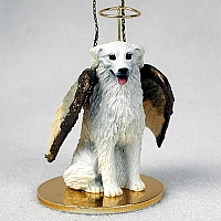 Kuvasz Pet Angel Ornament